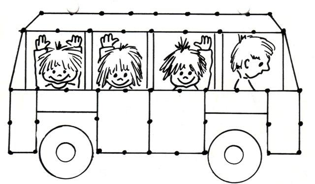 kinderpleinen vervoer kleurplaten